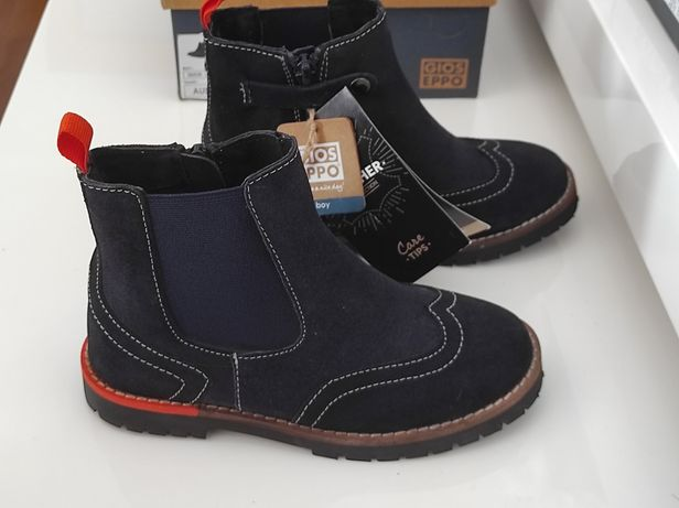 Giossepo botas novas NR 29