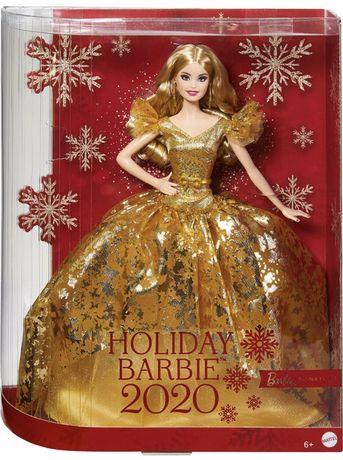 Кукла Барби коллекционная Праздничная Barbie Signature Holiday 2020