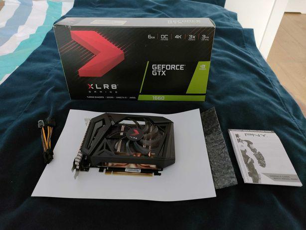 PNY GeForce GTX 1660 XLR8 Gaming OC SF 6GB