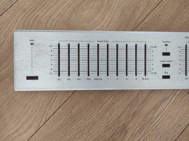 Korektor RADMOR 5470 STEREO - panel przedni