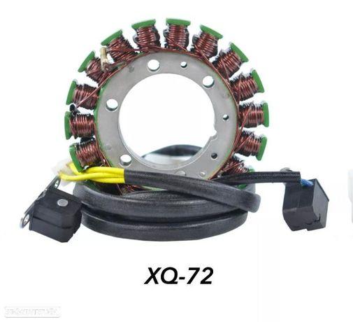 Stator, Suzuki VS1400 Boulevard S83 2005 - 2009 VS1400 Intruder 1400 1987 - 2004