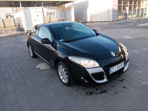 Zamiana na kamper Renault Megane Coupe 2009r. 1,5 105 KM. Na przyczepę