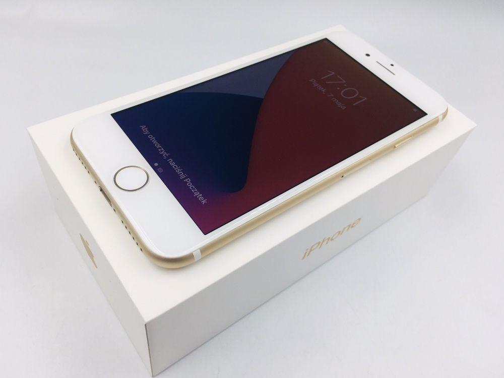 iPhone 7 32GB GOLD • GWAR 12 msc • DARMOWA wysyłka • FAKTURA