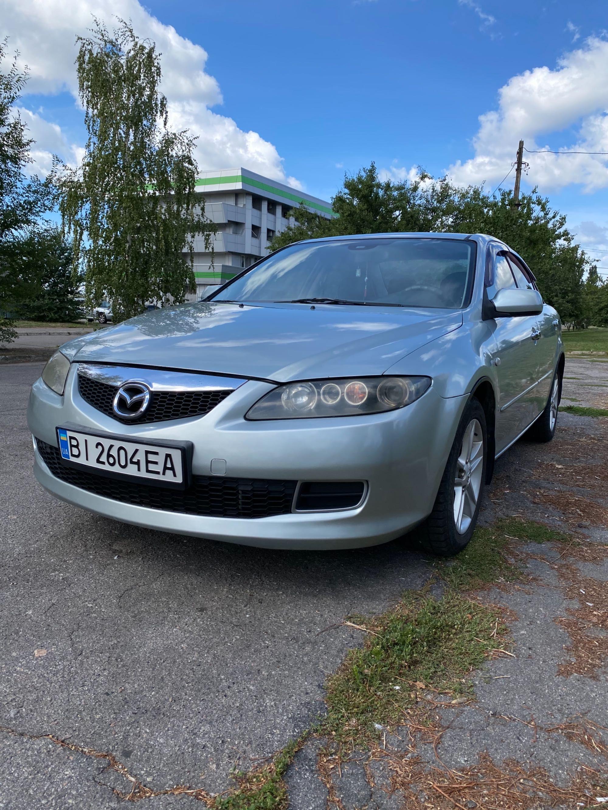 Mazda 6 2005 год