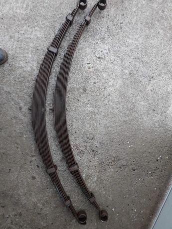 Рессоры задние в сборе ГАЗ-21 2 шт.