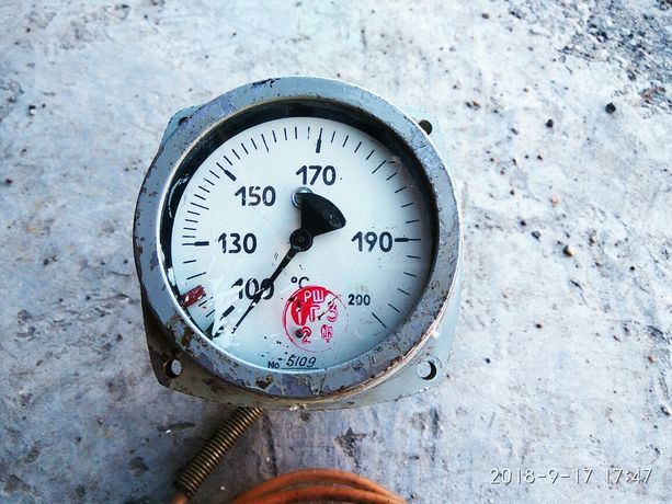 Термометр эл.контактный ТКП-100Эк-М1;