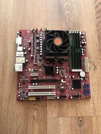 Kultowa płyta główna MSI MS-7304 ver1.3 AMD Athlon 64 X264