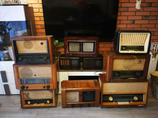Stare radia sprawne 7 sztuk