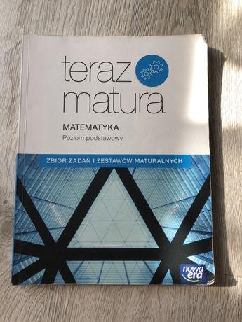 Teraz matura matematyka podstawowa. Zbior zadan i zestawow maturalnych