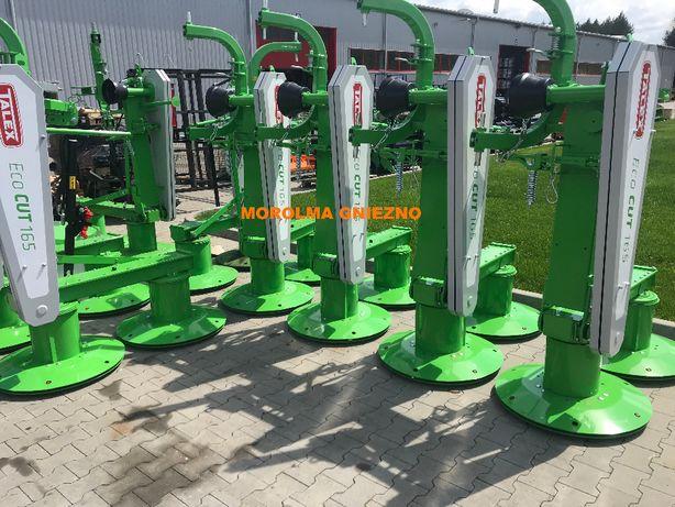 NOWY MODEL Kosiarka rotacyjna 1,85 m ECO CUT TALEX KOWALSKI hydraulika
