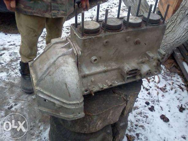 Блок двигателя ГАЗ 21