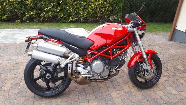 Ducati Monster S2R 2007r 800cm3