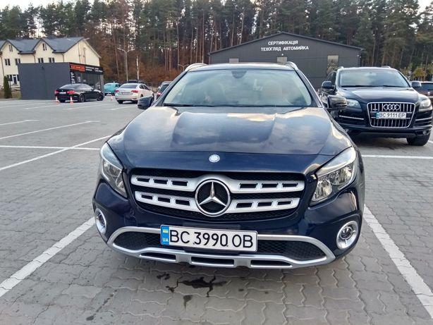 Mercedes-Benz GLA 250 4MATIC 2018 Мерседес