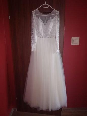 Sprzedam suknie ślubną .