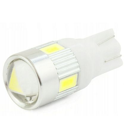 Żarówki LED W5W T10 diody Soczewka,rurka c5w c10w 36mm SMD Canbus