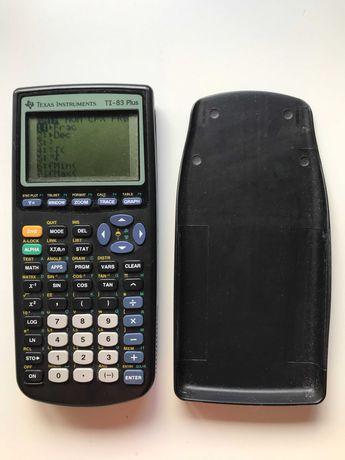 Calculadora Texas TI-83 plus OU Calculadora Casio FX-9750GII