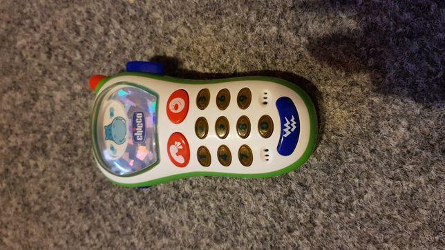 Telefon smartfon dla malucha interaktywny gra świeci wibruje