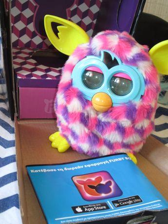 Интерактивная игрушка Ферби Бум Розовый куб (Furby Boom Pink Cubes