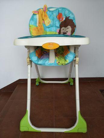 Krzesełko do karmienia Fisher Price Cudowna Planet