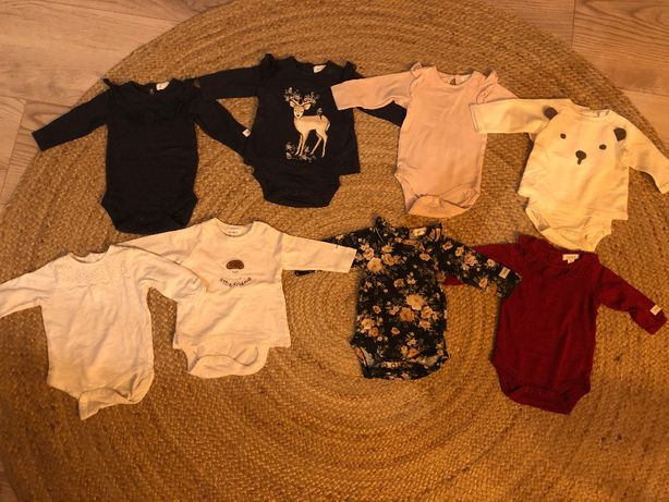 Body dla niemowlaka Newbie
