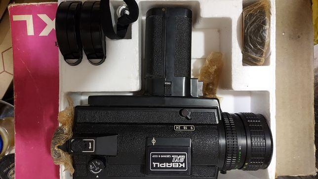 Камера кинокамера Кварц