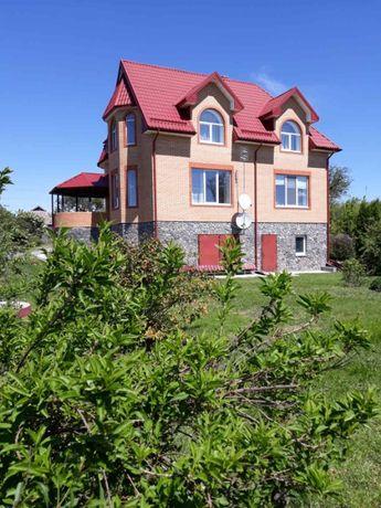 Продаю дом на берегу озера, Мироновка, Киевская область