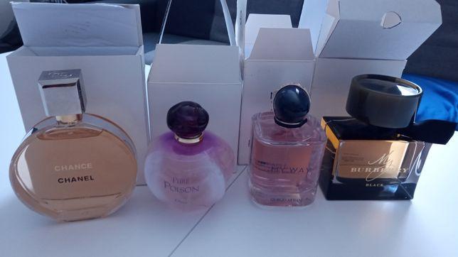 Perfumy damskie nowe