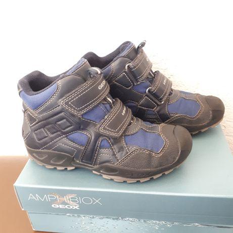 GEOX ботинки на мальчика 33 размер