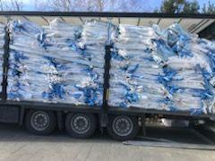 Importer opakpwań BIG BAG bigbegi nowe i używane 75x95x180