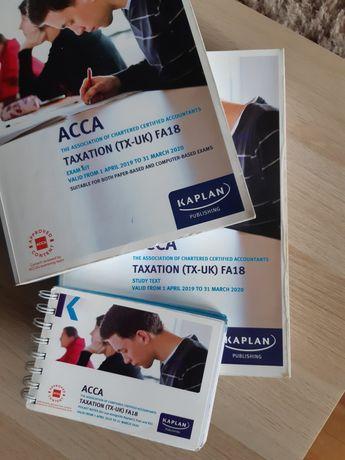 ACCA exam F6 taxation