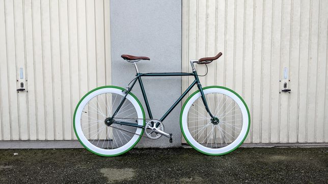 Bicicleta Orbita restaurada single speed