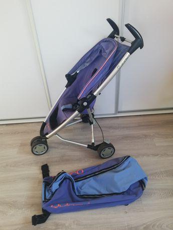 Wózek spacerowy quinny spacerówka parasolka