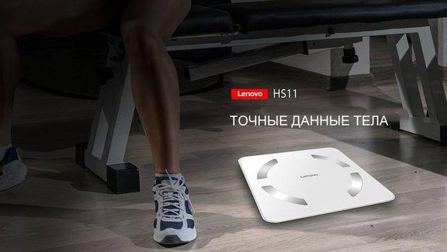 Умные весы с анализатором жира