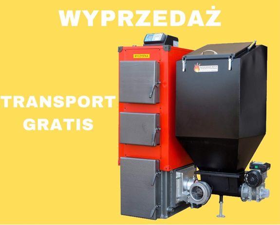 WYPRZEDAZ 25 kw Piec co Kociol z Podajnikiem Gratis Transport