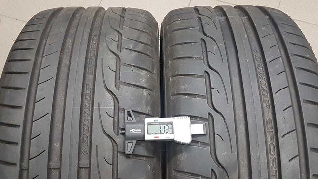 Opony lato letnie Dunlop Sport Maxx RT 225/45R17 225/45/17 7mm