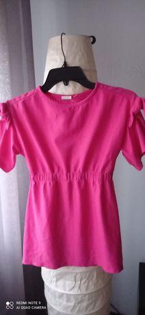Sukienka różowa.. Zara.