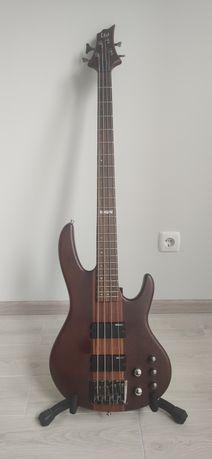 Bass ESP LTD D4 NS (повний комплект)