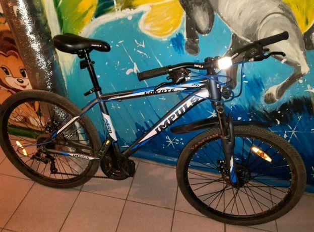 Велосипед Impuls cayote 26, лясик, велик.
