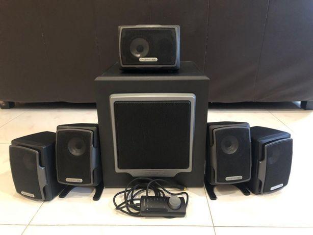 Głośniki 5.1 Creative G500 310 W + Karta Dźwiękowa Creative ZAMIANA