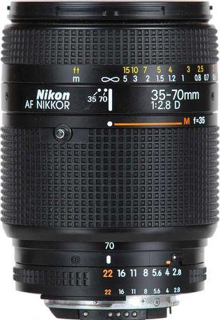 Objectiva Nikon AF Zoom