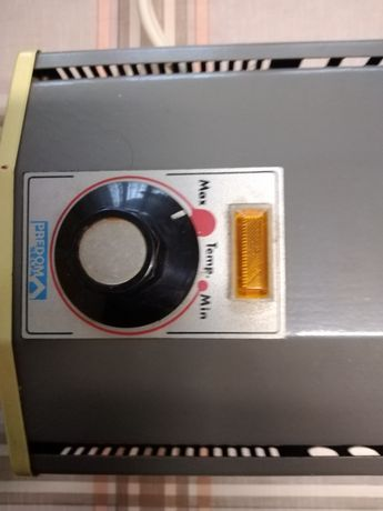 Grzejnik elektryczny z termostatem Predom z PRL