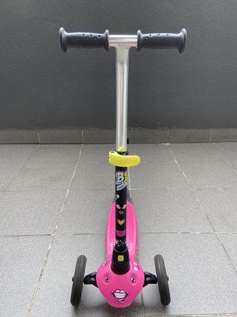 Hulajnoga Oxelo Decathlon B1 różowa