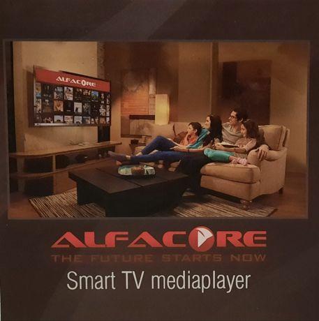 Медиаплеер ALFACORE Smart TV