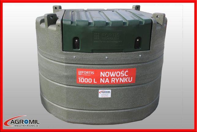 Zbiornik do paliwa Fortis Tank agroline 1000l CPN