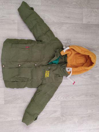 Куртка зимняя пуховая.