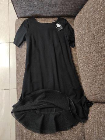 Новое платье Twin-Set by Simona Barbieri чёрное Твин Сет оригинал