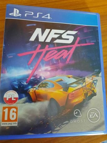 Gra Need for speed Heat PS4