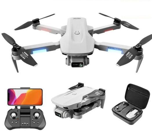 Prof Dron F8 GPS 2km zaś Wifi FPV 2×kam 4K 30min lot zawis