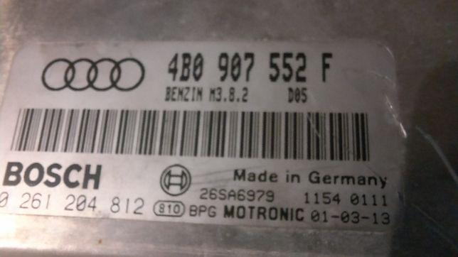Sterownik BEZ IMMO Komputer BOSCH Audi A4 A6 2.4 V6