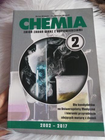 Chemia zbiór zadań wraz z odpowiedziami tom 2